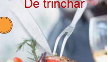 cuchillo para trinchar asados y carnes